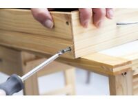 **Flat Pack Furniture Assembly** **Professional service**