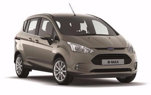 2017 Ford B-MAX 1.6 Titanium 5 door Powershift Petrol Hatchback