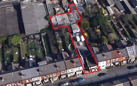 Light Industrial Unit With Nursery D1 (Approved Planning Permission) To Rent 4000 sqft