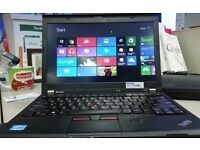 Lenovo Thinkpad X230,Intel i5-3320m,8gb ram , 320gb Hdd ,Windows 8 +Charger.