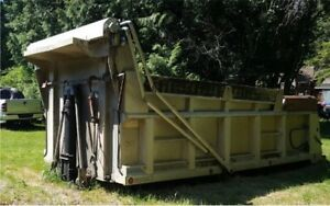 *Reduced Price* Langfab Transfer Truck Dump Box