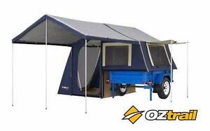 NEW! CAMPER TRAILER TENTS (OZ TRAIL 6) Glengowrie Marion Area Preview