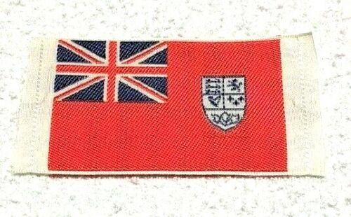 Pre1965 Boy Scout Canadian Ensign Flag National Uniform Badge Canada Mint NOS