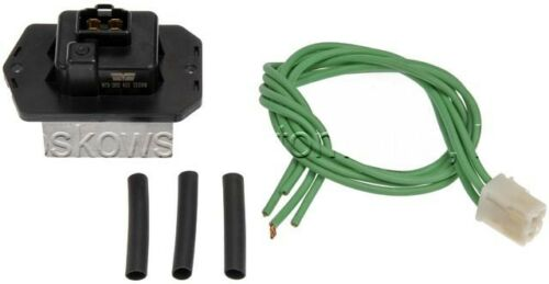 973-402 Dorman Blower Motor Speed Resistor and Harness Pigtail