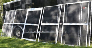 Seven Aluminium Frame Screen Windows & Door