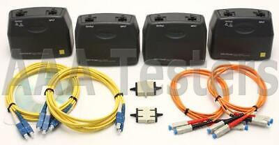 Fluke Dsp-fta430 Dsp-fta420 Sm Mm Fiber Modules For Dsp-4000 Dsp-4100 Dsp-4300