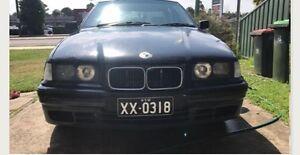 CHEAP 1996 BMW 318i Sedan Merrylands West Parramatta Area Preview