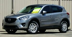 2014 Mazda CX-5 MY13 Upgrade Maxx Sport (4x2) Silver 6 Speed Automatic Wagon Lismore Lismore Area Preview
