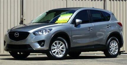2014 Mazda CX-5 MY13 Upgrade Maxx Sport (4x2) Silver 6 Speed Automatic Wagon Lismore Lismore Area Preview