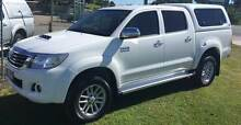 Flexiglass NEW Canopy to suit Toyota Hilux (05-2015) FITTED Slacks Creek Logan Area Preview