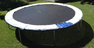 Trampoline for parts