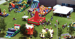 INFLATABLE PARTY RENTALS - London London Ontario image 2