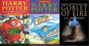 Harry Potter Softcovers