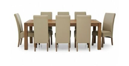 9 piece dining set Carramar Wanneroo Area Preview