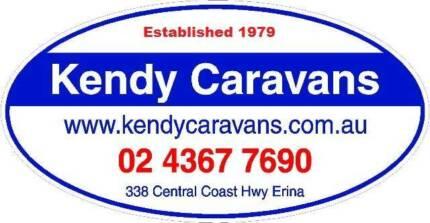 KENDY CARAVANS AND TRAILERS