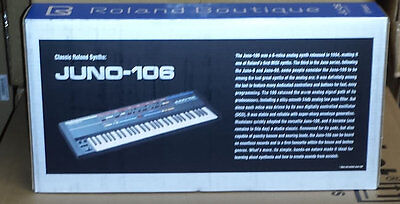 Roland JU-06 Boutique Synthesizer Sound Module