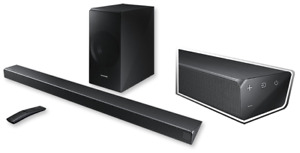 Samsung HW-N550 340W 3.1-Channel Soundbar with Wireless Subwoofe