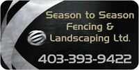 Professional Fences & Landscaping