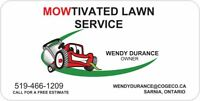 MOWTIVATED LAWN SERVICE