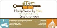Handy Works by Hani