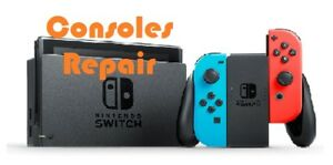 Game console repair Wii, PS,Xbox,3ds etc. with 3 months warranty