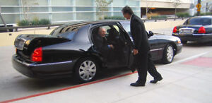 Transport 1-50 people to and from Airport Luggage  Limo Bu 25% o