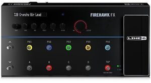Line 6 Firehawk fx guitar multi effects