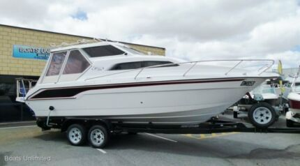 Whittley Cruisemaster 700 sale or swap for speed boats bow riders West Perth Perth City Preview