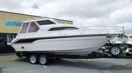 Whittley Cruisemaster 700 FAMILY FISHING DELUXE CRUISER Wanneroo Area Preview