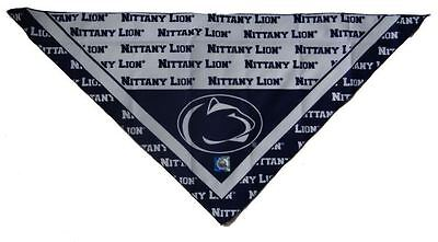 (Penn State Cotton Blend Dog Bandana Pup Rally One Size Fits Most Unisex)