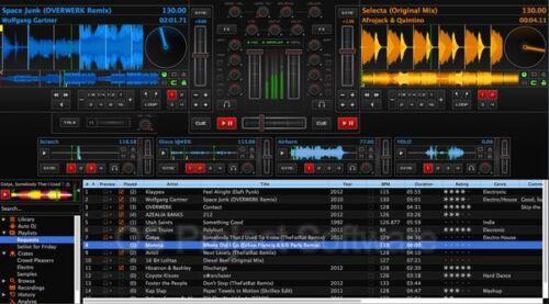 Audio Software DJ MP3 Music Mix Audio Effects - Serato Traktor Alternative