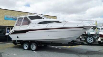 Whittley Cruisemaster 700 FAMILY FISHING DELUXE CRUISER ISLAND HO Wanneroo Area Preview
