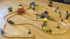 Pre-Assembled Train Sets For Sale