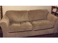 DFS 3 seater sofa,