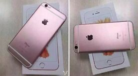 IPHONE 6S ROSE GOLD 16GB FACTORY UNLOCKED NEW