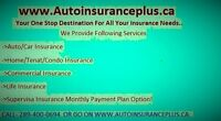 Low Rate Auto/Home Insurance/Supervisa Insurance Monthly Pay Opt