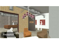 SHOREDITCH Office Space to Let, EC1V - Flexible Terms   2 - 90 people
