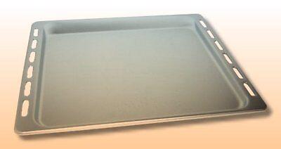 ORIGINAL Backblech Alu Aluminium Whirlpool Bauknecht 481241838127 44,5x37,5 #00