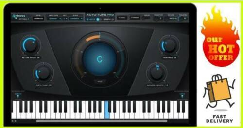 Antares Auto Tune Pro Full Version ✅ For Windows & MAC Fast Delivery 📩