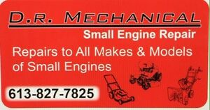 D. R. Mechanical Small Engine Repair & Sales