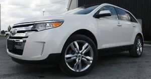 2013 Ford Edge Limited awd traction intégrale et toit panoramiq