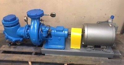 Taco 40 Hp 8 X 8 855 Gpm 100 Ft Centrifugal Water Pump Bb6012 10.7 D1 Lincoln