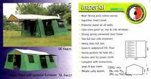 Wild Country Imperial Canvas Tent complete with Sunroom Picton Wollondilly Area Preview