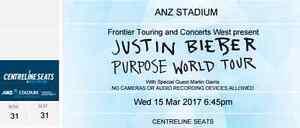 2 x Justin Bieber Purpose World Tour Concert - Corporate Box Tix Sydney City Inner Sydney Preview