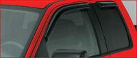 Trail Fx - Déflecteurs de portes Fumés Nissan Rogue