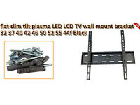 Flat TV Wall Bracket for 32- 55 inches Screen LCD LED Plasma 3D TV (3255)