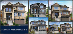 BRANTFORD NEW HOMES & FREEHOLD TOWNHOUSES FOR SALE FROM $300s