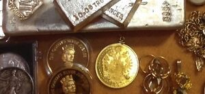 Buying Coin Collections, Silver, Gold, Jewellery, Estates +