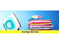 IRONING SERVICE!! Fast reliable service. Free local collection and delivery to the Maesteg area.