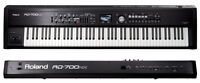 Super NATURAL Piano RD-700NX ROLAND Noir, neuf.